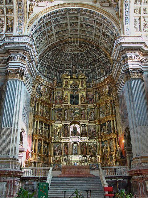 granada monasterio san jeronimo