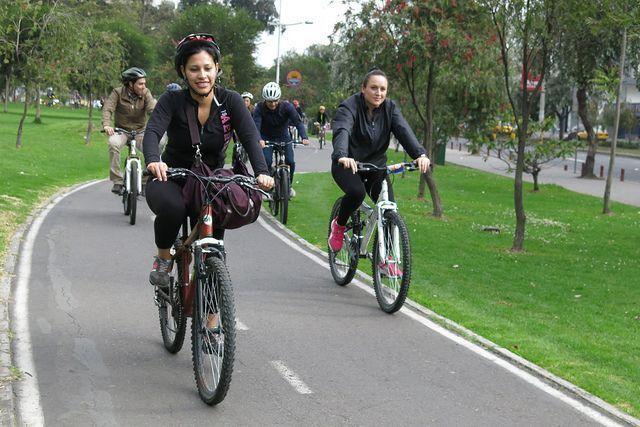 Ahorra en tu viaje paseando en Bicicleta
