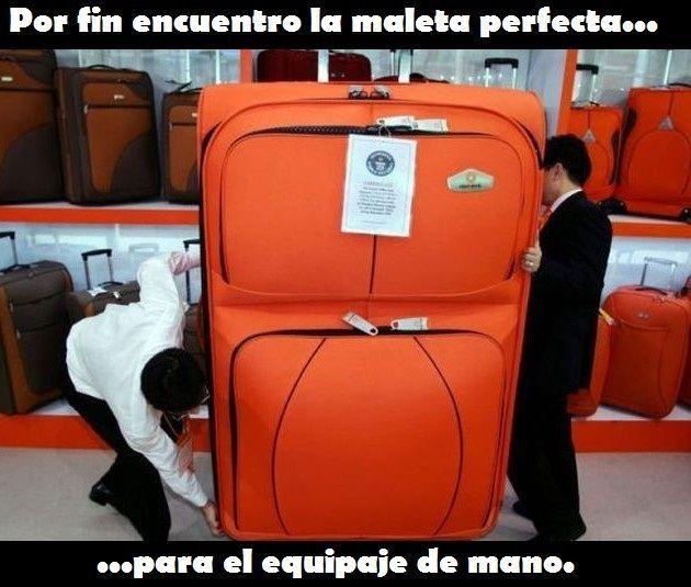 maleta de mano