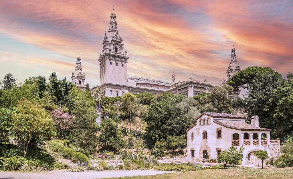 Jardín Botánico Histórico Barcelona
