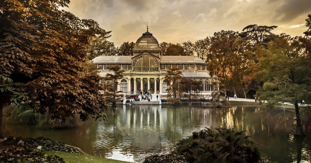 Palacio de Cristal de Madrid. Museos gratis de Madrid.