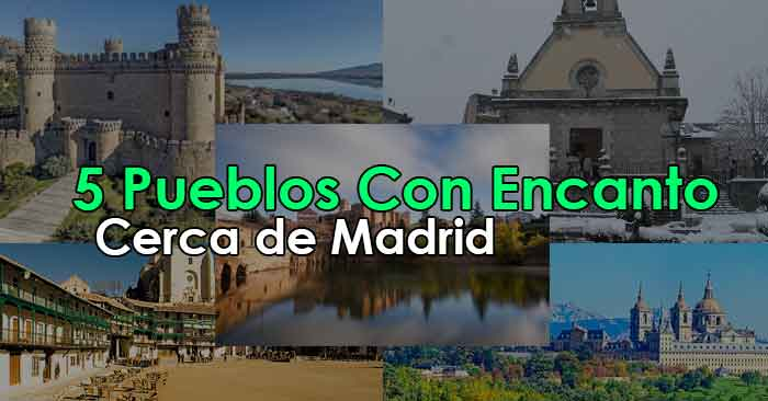 5 pueblos con encanto cerca de madrid que tienes que visitar - Madrid sitios con encanto ...